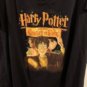 Harry Potter Goblet of Fire V-Neck Tee, 4